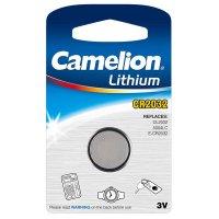 Pile CR2032 Camelion Lithium 3V