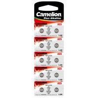 Piles AG5 Camelion 1.5V  pack de 10 piles