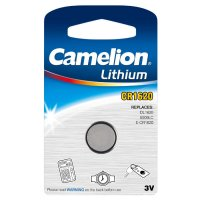 Pile CR1620 Camelion Lithium 3V