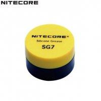Nitecore Graisse silicone SG7 (5g)
