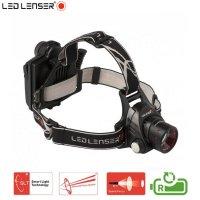 Lampe Frontale Led Lenser H14R2 1000lumens Rechargeable avec Focus