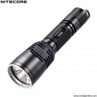 Lampe Torche Nitecore CHAMELEON CG6 - 440Lumens + lumière verte