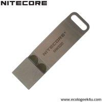 Nitecore NWS20 - Sifflet d'urgence - Titane