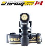 Lampe frontale Armytek Tiara A1 Pro V2 Noire - 550 Lumens