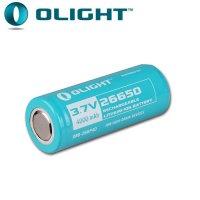 Batterie Olight 26650 - 4000mAh 3.7V  Li-ion