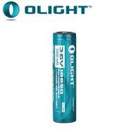 Batterie Olight 18650 - 3600mAh 3.7V protégée Li-ion