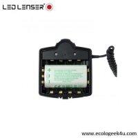 Batterie pour lampe frontale Led Lenser H14R.2 850Lumens