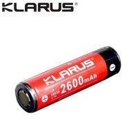 Batterie Klarus 18650 - 2600mAh 3.7V protégée Li-ion