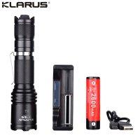 Lampe Torche Klarus XT10 SUIT - 1060Lumens