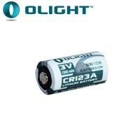 Pile CR123A Olight Lithium 3V - 1600 mAh