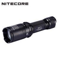 Lampe Torche Nitecore EF1 - 830Lumens norme ATEX Zone 1