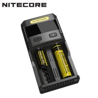 Chargeur Nitecore SC2 Ultra rapide 3A