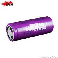Batterie EFEST 26650 - 5000mAh IMR LiMn 3.7V