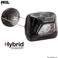 Lampe Frontale Petzl ZIPKA - 200Lumens
