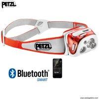 Lampe Frontale Petzl REACTIK+ 300Lumens