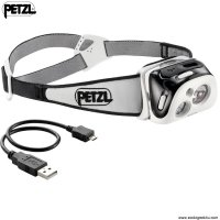 Lampe Frontale Petzl REACTIK - 190Lumens