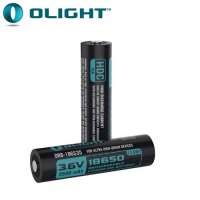 Batterie Olight HDC ORB 186S35 18650 HDC - 3500mAh 3.6V 10A