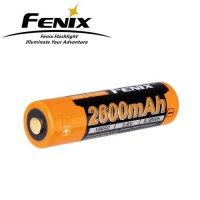 Batterie fenix ARB-L18- 2600mAh 18650 3.7V protégée Li-ion