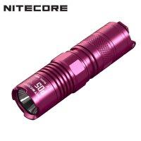 Lampe Torche Nitecore P05 PINK - 460Lumens