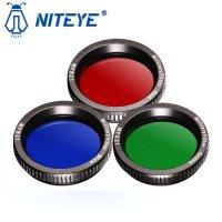 Filtres pour lampe Niteye 3M PRO, RRT26