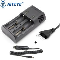 Chargeur Niteye Intelligent i2 Pro  + câble allume cigare