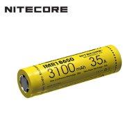 Batterie Nitecore IMR 18650 3100mAh 3.7V 35A