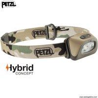 Lampe Frontale Petzl TACTIKKA+  250Lumens