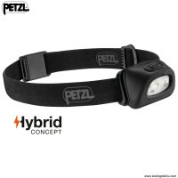 Lampe Frontale Petzl TACTIKKA+ RGB - 250Lumens