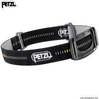 Bandeau textile + platine lampe frontale Petzl PIXA