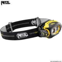 Lampe Frontale Petzl PIXA 3 ATEX - 100 Lumens