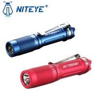 Lampe Torche Niteye JET UV- 365 nm, 1 pile AAA incluse