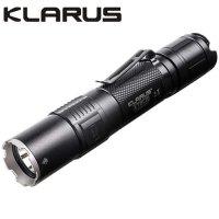 Lampe Torche Klarus XT2CR -1600Lumens rechargeable en USB