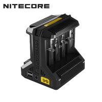 Chargeur Nitecore i8 pour batterie Li-ion, IMR, Ni-MH et Ni-Cd