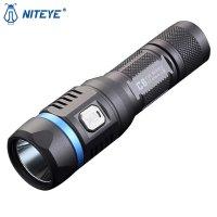 Lampe Torche Niteye C8 PRO - 1200Lumens rechargeable USB
