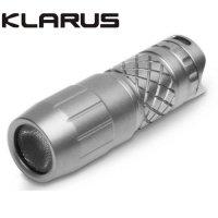 Lampe Torche Klarus Mini one Ti Titane - 130Lumens rechargeable