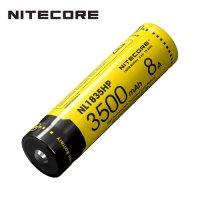 Batterie Nitecore NL1835HP 18650 - 3500mAh 3.6V protégée Li-ion