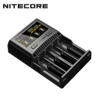 Chargeur Nitecore SC4 Ultra rapide