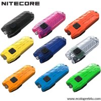 Lampe Torche Nitecore Tube V2.0 - 55Lumens rechargeable ultra légère