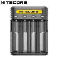Chargeur Nitecore Q4 pour batteries Li-ion et IMR