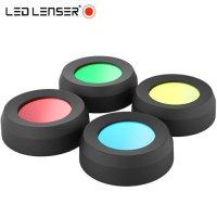 Filtres Led Lenser 36mm pour lampes frontales H8R, MH10