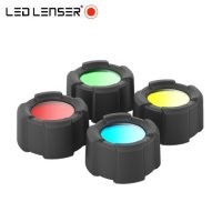 Lot de 4 filtres Led Lenser 32.5 mm pour lampe MT10