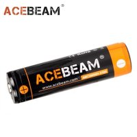 Batterie Acebeam 18650 3100mAh 3.6V protégée IMR