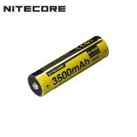 Batterie Nitecore NL1835R 18650 - 3500mAh 3.6V protégée Li-ion