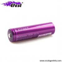 Batterie EFEST IMR 18650 - 3500mAh  20A