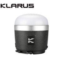 Lanterne Klarus CL1 - 390Lumens rechargeable + enceinte bluetooth