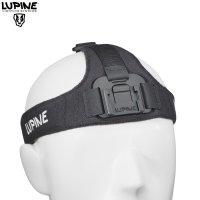 Headband Lupine heavy duty HD FrontClick pour lampe Néo, Piko, Blika