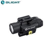 Lampe torche arme de poing Olight PL-2RL - 1200Lumens + laser rouge