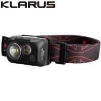 Lampe Frontale Klarus HC1R - 300Lumens et lumière rouge