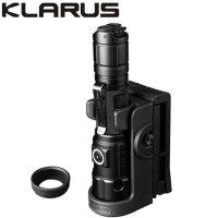 Klarus AH1 Etui Holster à tirage rapide pour lampe XT11, XT11S, XT11GT, XT11UV, XT12S, XT2CR