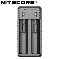 Chargeur Nitecore Ui2 USB batterie 21700, 20700